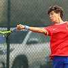 9-3-19<br /> Kokomo tennis 1 singles Jon Callane.<br /> Kelly Lafferty Gerber | Kokomo Tribune
