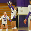 9-3-19<br /> Northwestern vs Clinton Central volleyball<br /> <br /> Kelly Lafferty Gerber | Kokomo Tribune