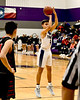 Mount Vernon Varsity Tigers vs Chapel Hill Devils  Basketball game photos