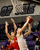 Mount Vernon Varsity Tigers vs Chisum Mustangs  Basketball game photos