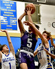 Mount Vernon Varsity Tigers vs Saltillo Lions  Basketball game photos