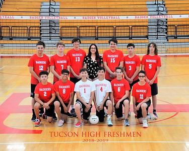 2019 Tucson boys volleyball