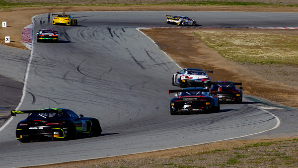 2019 Intercontinental GT California 8 Hours at WeatherTech at Laguna Seca
