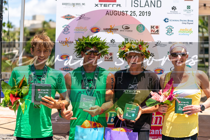 2019 Xterra Hawaii Island - Pre-Race, Volunteers, Awards