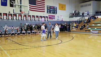 1MHS Boys Basketball Senior Night Video 2-25-2019