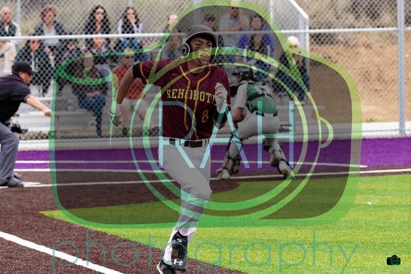 Rehoboth vs Desert Academy State Baseball Playoff 5-9-2019