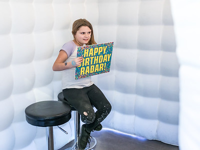 Quad City Storm Radar's Birthday