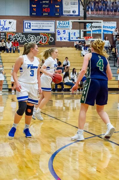 2020-02-05 Dixie HS Girls Basketball vs Snow Canyon_0026