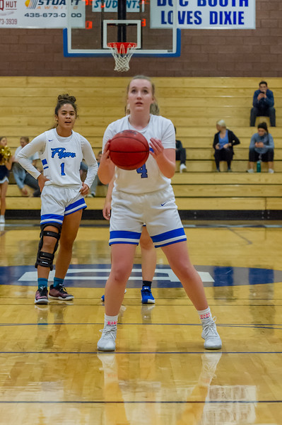 2020-02-05 Dixie HS Girls Basketball vs Snow Canyon_0339