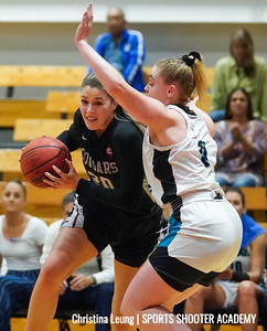 PacWest Womens Basketball Championship: Azusa Pacific University vs Hawaii Pacific University