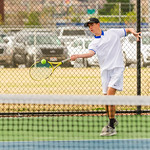 2020-03-14 Dixie HS Tennis vs Lehi_0003 - Brady