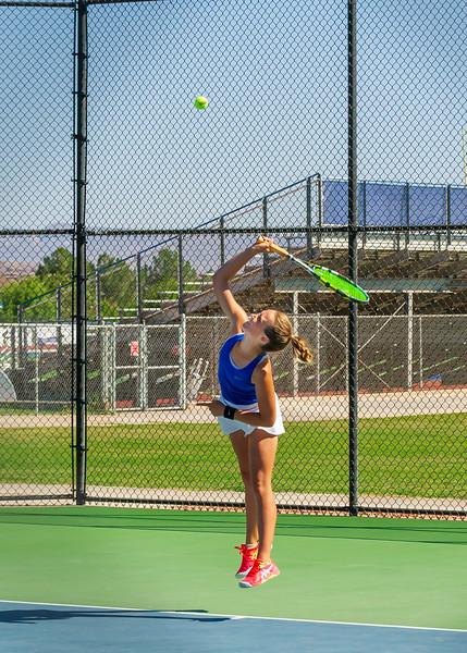 2020-09-01 Dixie HS Girls Tennis vs Hurricane_0002