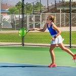 2020-09-01 Dixie HS Girls Tennis vs Hurricane_0025