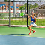 2020-09-01 Dixie HS Girls Tennis vs Hurricane_0008