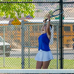 2020-09-01 Dixie HS Girls Tennis vs Hurricane - JV_0009