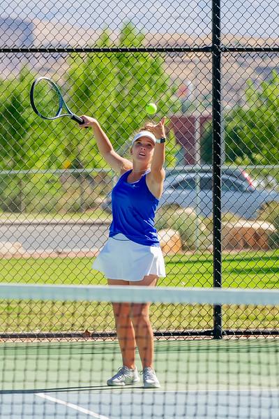 2020-09-01 Dixie HS Girls Tennis vs Hurricane - JV_0001