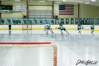 LDC Boys Hockey vs Redwood Valley