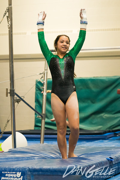 Dragons Gymnastics vs Rockford