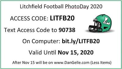 PhotoDay 2020 LHS Football