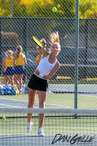 Dragons Girls Tennis vs LeSueur-Henderson