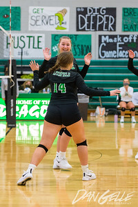 Dragons Volleyball vs DC
