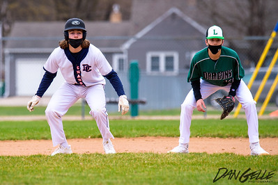 Dragons Baseball vs DC