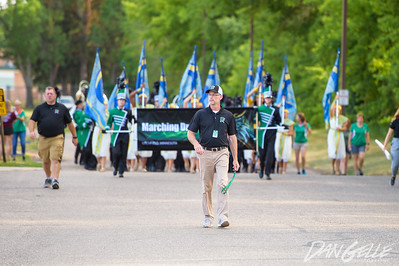 Marching Dargons at 65th Annunal Litchfield Watercade Parade