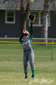 Dragons Softball vs Annandale