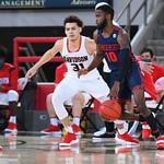NCAA BASKETBALL:  JAN 08 Dayton at Davidson