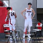 NCAA BASKETBALL:  JAN 20 Fordham at Davidson