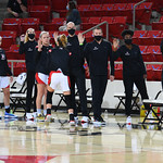 NCAA WOMENS BASKETBALL:  DEC 09 Charleston Southern at Davidson
