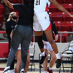 NCAA WOMENS BASKETBALL:  DEC 18 ETSU at Davidson