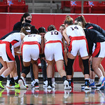 NCAA WOMENS BASKETBALL:  JAN 03 George Mason at Davidson
