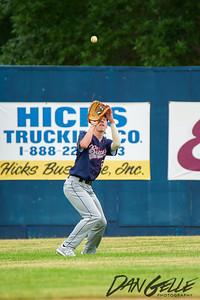 Blues Baseball vs New Ulm