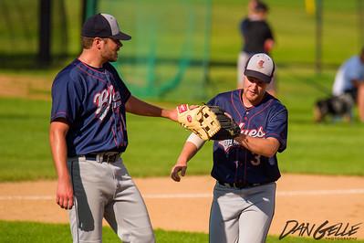 Blues Baseball vs Waverly