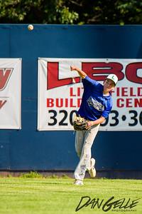 VFW Baseball vs Hutch Black