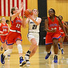 12-8-20<br /> Western vs Kokomo girls basketball<br /> <br /> Kelly Lafferty Gerber | Kokomo Tribune