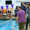 Northwestern Swimming & Diving on Dec. 8, 2020. <br /> Tim Bath | Kokomo Tribune
