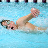 Northwestern Swimming & Diving on Dec. 8, 2020. <br /> Brady Correll<br /> Tim Bath | Kokomo Tribune