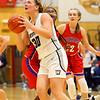 12-8-20<br /> Western vs Kokomo girls basketball<br /> Western's Haley Scott looks to the basket for a shot.<br /> Kelly Lafferty Gerber | Kokomo Tribune