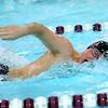 Northwestern Swimming & Diving on Dec. 8, 2020. <br /> Drew Gingerich<br /> Tim Bath | Kokomo Tribune