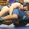 2-1-20<br /> Sectional wrestling<br /> Western's Braydon Erb defeats Oak Hill's Isaiah Drake in the 285.<br /> Kelly Lafferty Gerber | Kokomo Tribune