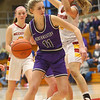 2-8-20<br /> Northwestern vs McCutcheon girls basketball sectional championship <br /> <br /> Kelly Lafferty Gerber | Kokomo Tribune
