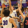 2-11-20<br /> Northwestern vs Blackford boys basketball<br /> <br /> Kelly Lafferty Gerber | Kokomo Tribune