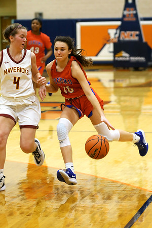 2-5-21<br /> Kokom girls loose to McCulcheon in Friday evenings sectional basketball match up in West Lafayette.<br /> Tim Bath   Kokomo Tribune