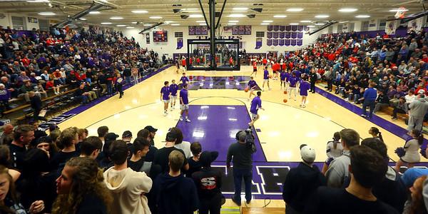 2-11-20<br /> Northwestern vs Blackford boys basketball<br /> <br /> Kelly Lafferty Gerber   Kokomo Tribune