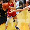 2-5-21<br /> Kokom girls loose to McCulcheon in Friday evenings sectional basketball match up in West Lafayette.<br /> Tim Bath | Kokomo Tribune