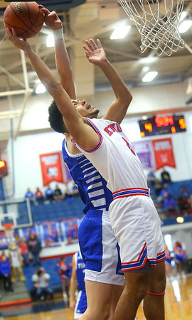 2-8-20<br /> Basketball Day-Kokomo vs Tipton<br /> <br /> Kelly Lafferty Gerber | Kokomo Tribune