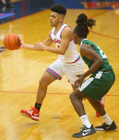 2-6-20<br /> Kokomo vs Arsenal Tech boys basketball<br /> <br /> Kelly Lafferty Gerber | Kokomo Tribune