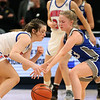 2-26-21<br /> Tipton Blue Devils lose to Linton-Stockton Miners in the class 2A girls State Finals at Bankers Life.<br /> Tim Bath | Kokomo Tribune